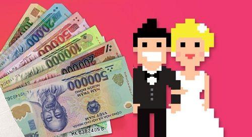 Nên tổ chức đám cưới ở đâu, tính toán thế nào để có nhiều tiền mừng nhất? - Ảnh 1