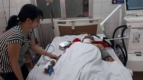 Vụ tai nạn giao thông ở Gia Lai, 13 người chết: Tình hình sức khỏe tài xế xe tải - Ảnh 1