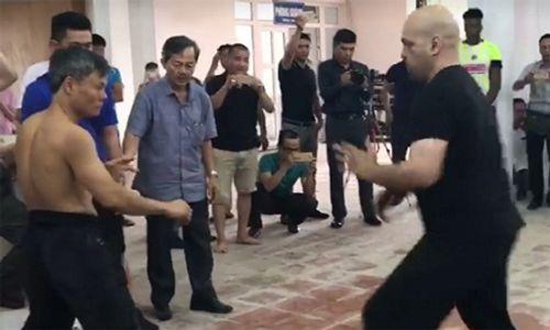Cao thủ Vịnh Xuân Flores xin cấp phép để đấu với võ sư Huỳnh Tuấn Kiệt - Ảnh 1
