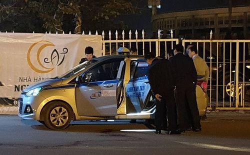 Video: Công bố nhận dạng nghi phạm cắt cổ tài xế taxi ở Hà Nội - Ảnh 1