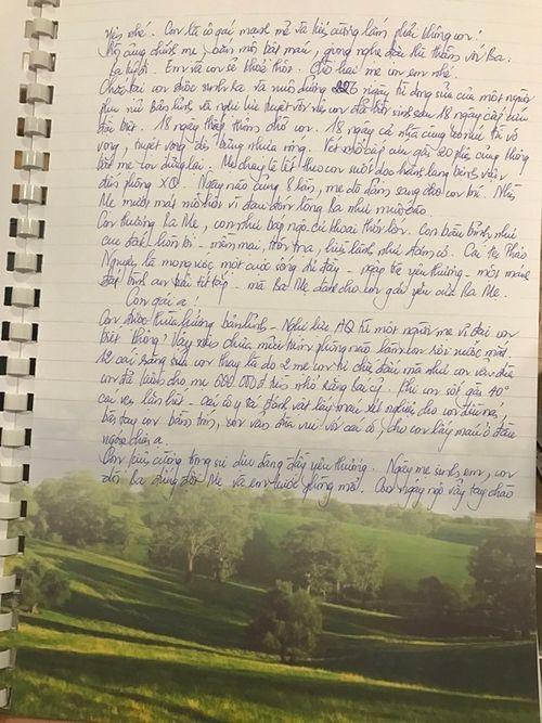 Xúc động bức thư cha gửi con gái dịp trung thu - Ảnh 2