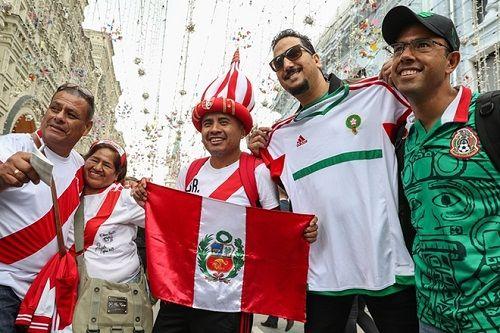 Hình ảnh màn tổng duyệt cuối cùng trước giờ khai mạc World Cup 2018 - Ảnh 13