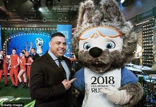 Hình ảnh màn tổng duyệt cuối cùng trước giờ khai mạc World Cup 2018 - Ảnh 5