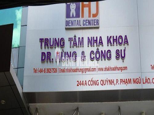Trung tâm Nha khoa Dr Hùng & cộng sự: Nhiều dấu hiệu vi phạm pháp luật? - Ảnh 1
