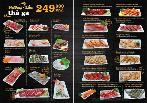 Tưng bừng khai trương nhà hàng Buffet nướng lẩu Nhật Bản SAYAKA - Ảnh 2