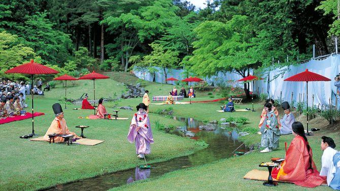 Lạc vào chốn thần tiên ở Nhật Bản - Ảnh 10
