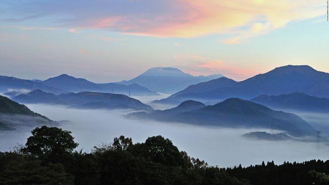 Lạc vào chốn thần tiên ở Nhật Bản - Ảnh 15