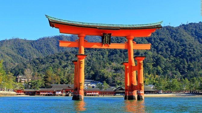 Lạc vào chốn thần tiên ở Nhật Bản - Ảnh 17