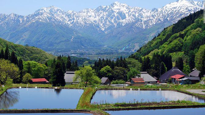 Lạc vào chốn thần tiên ở Nhật Bản - Ảnh 26