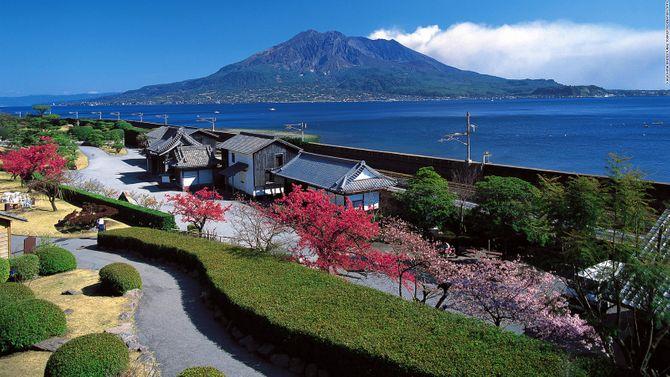 Lạc vào chốn thần tiên ở Nhật Bản - Ảnh 30