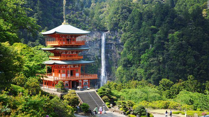 Lạc vào chốn thần tiên ở Nhật Bản - Ảnh 4