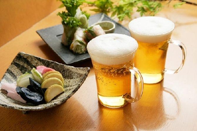 Lợi ích sức khỏe bất ngờ từ bia - Ảnh 2