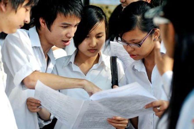 Công bố chính thức lịch thi đại học, cao đẳng năm 2014 - Ảnh 1