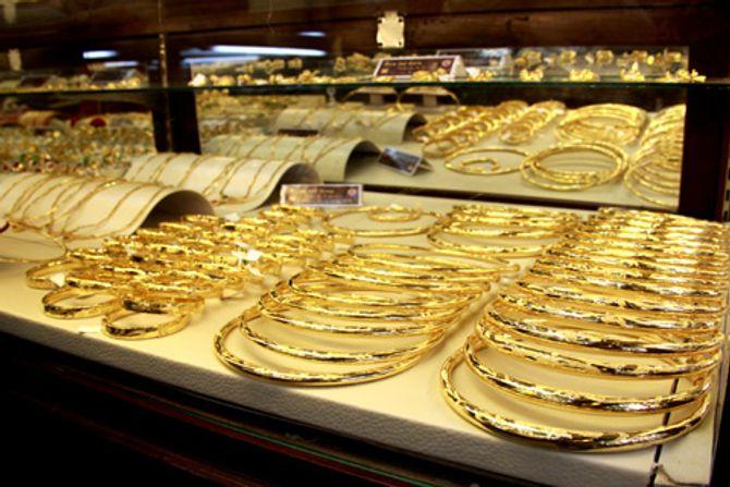 Giá vàng hôm nay 1/9: Giá vàng SJC tăng 150.000 đồng/lượng - Ảnh 1