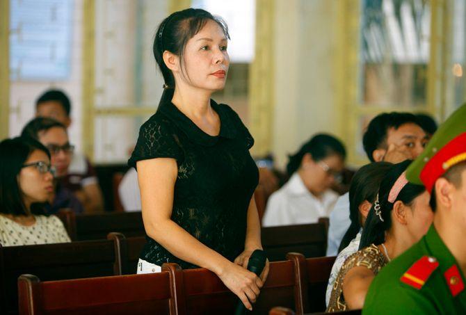 Ai đã cung cấp 'bản thú tội của ông Chấn' cho nhân chứng?