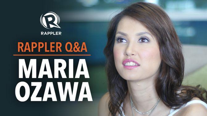 Maria Ozawa tiết lộ lý do bỏ đóng phim