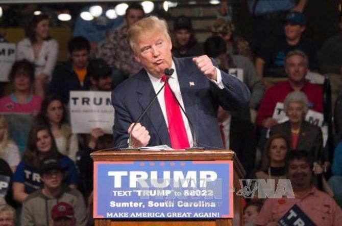 Tỷ phú Donald Trump thắng cử lớn tại bang Nevada