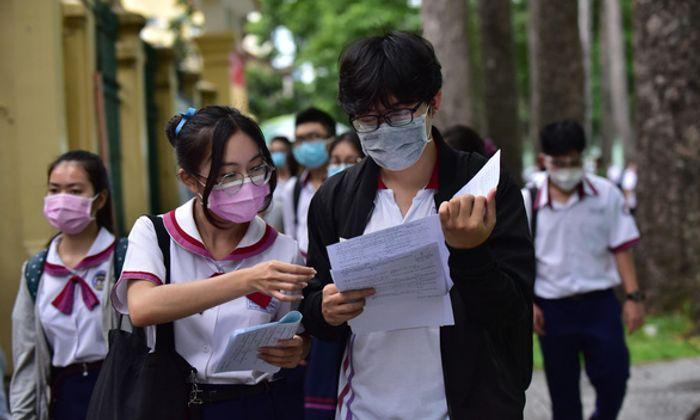 Tuyển sinh - Du học - Điểm thi tốt nghiệp THPT 2021: Bình Dương dẫn đầu cả nước, Hà Nội xếp thứ 25