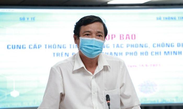 Hơn 500.000 người chưa tiêm mũi 1 vaccine ngừa COVID-19, sở Y tế TP.HCM lý giải ra sao?