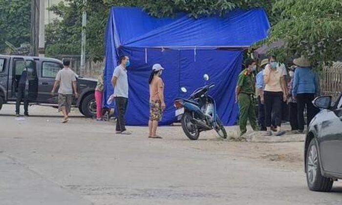 An ninh - Hình sự - Vụ bảo vệ bị sát hại trước cổng công ty ở Hà Nội: Hé lộ nguyên nhân gây án
