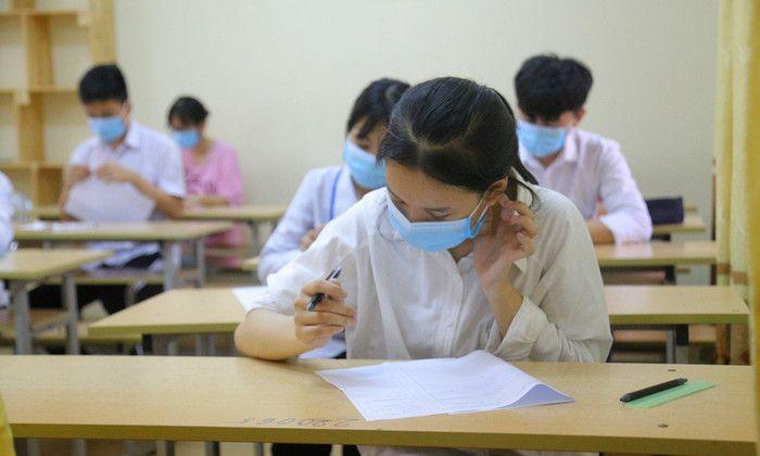 Giáo dục pháp luật - Bắc Giang điều điều chỉnh lịch và thời gian làm bài thi vào 10